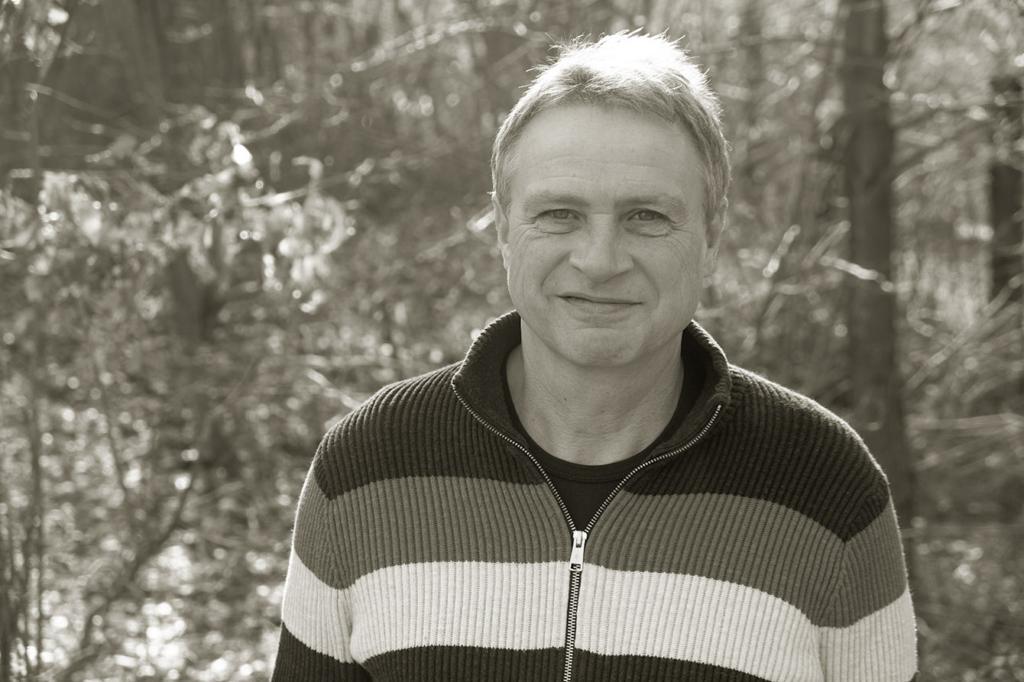 Foto: Harald Möglich im Pullover